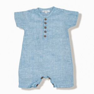 Shirley Bredal ECO Summer Playsuit in Sky Blue