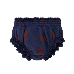 The Animals Observatory Cherries Culotte in Navy