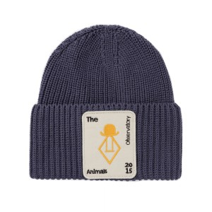 The Animals Observatory Plain Pony Knit Hat