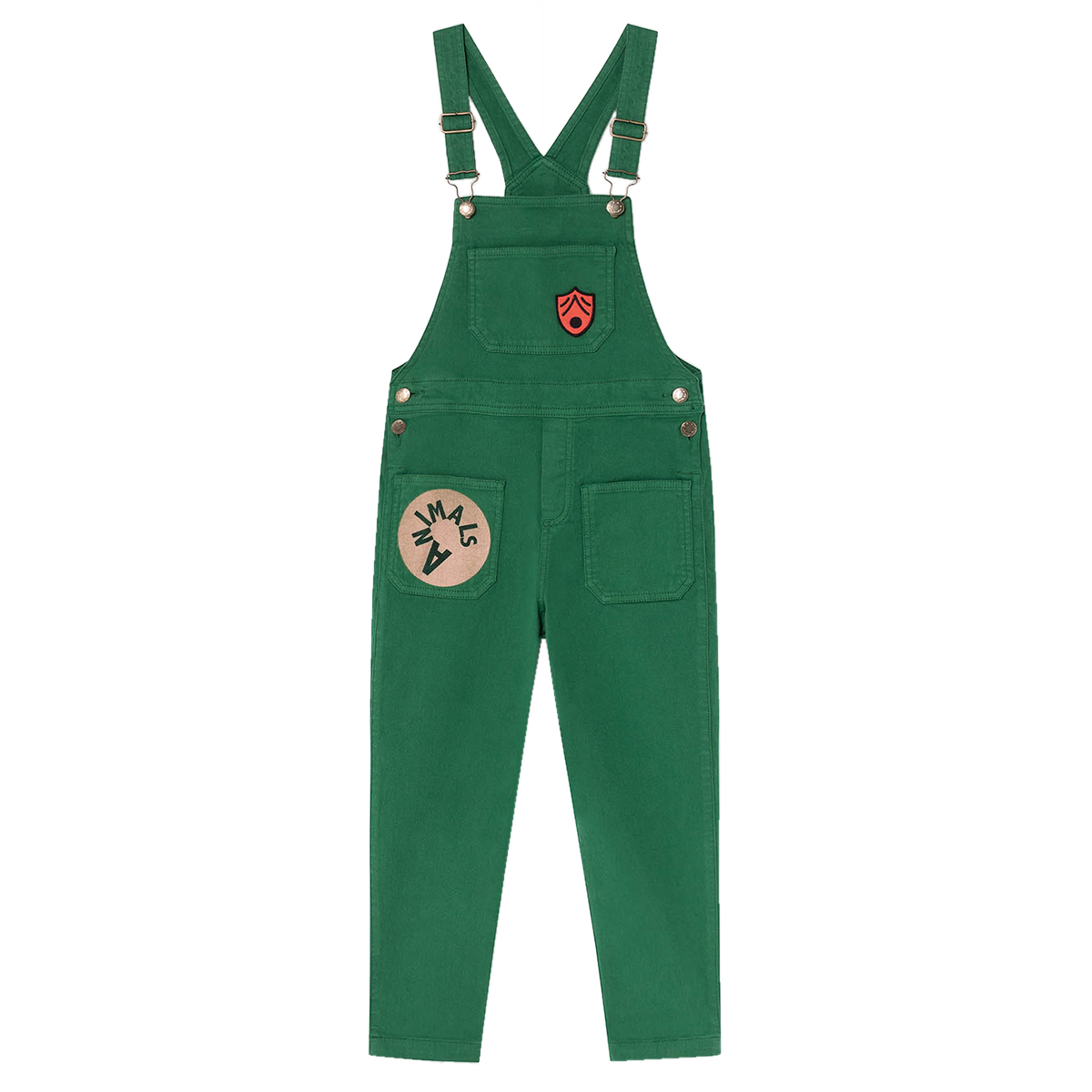 The Animals Observatory Green Mule Overall