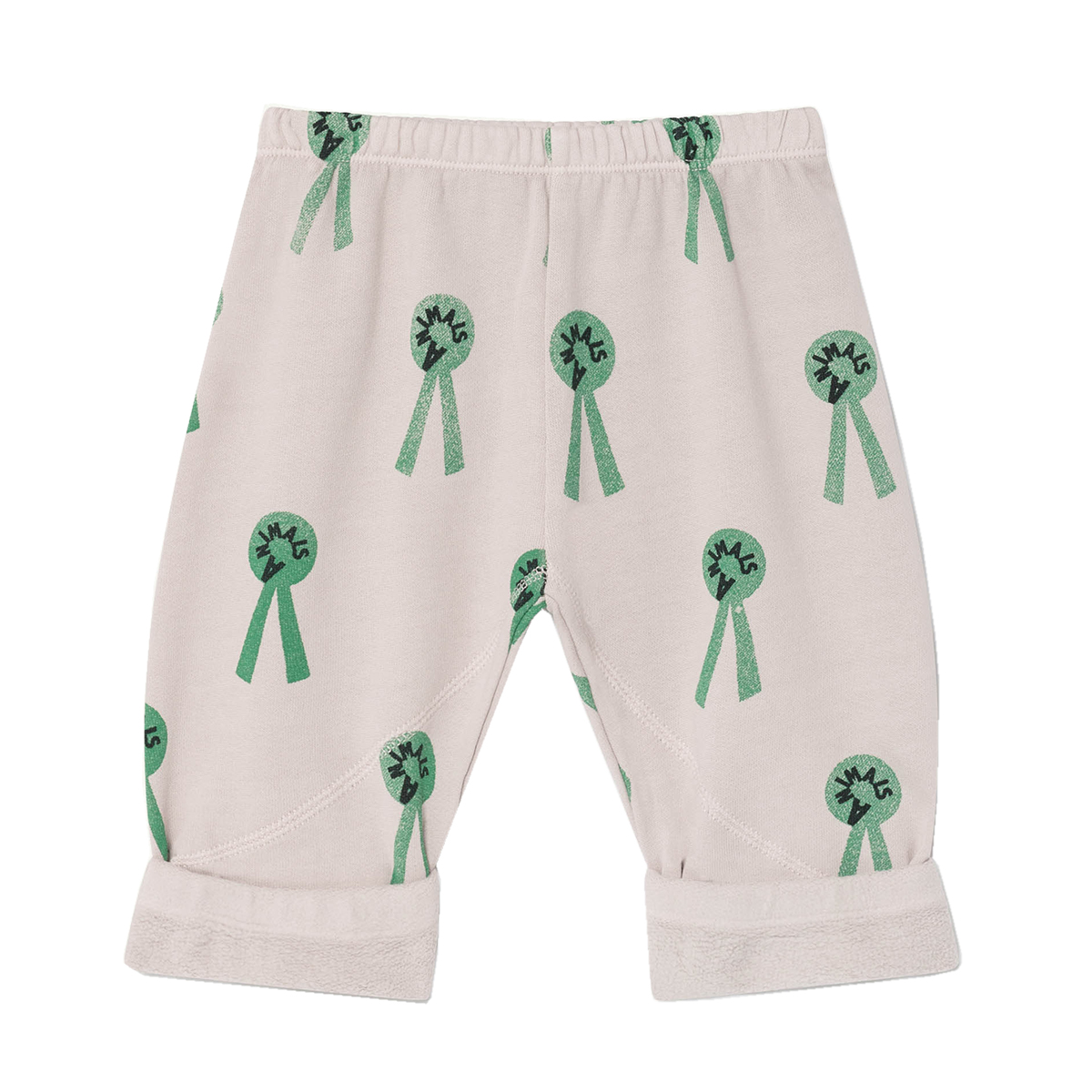The Animals Observatory Ribbons Magpie Pant in White