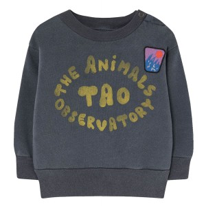 The Animals Observatory Tao Bear Jersey Top