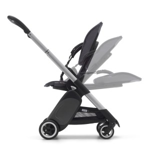 Bugaboo Ant in Aluminum & Steel Blue