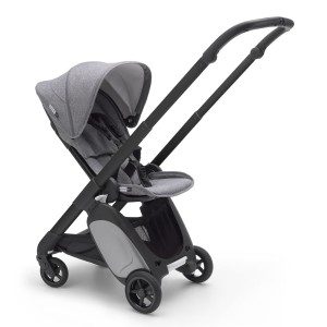 Bugaboo Ant in Black & Grey Melange
