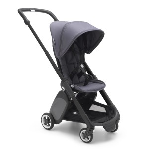 Bugaboo Ant in Black & Steel Blue