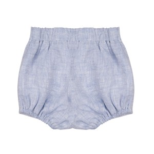 Momma by Los Encajeros Alicante Short in Blue