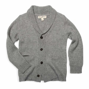 Appaman Grey Shelby Cardigan