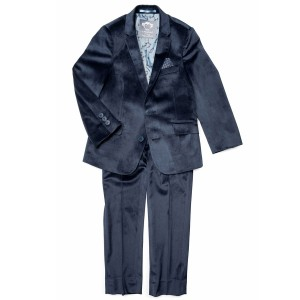 Appaman Suit in Mod Peacoat Velvet