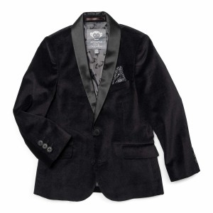 Appaman Blazer in Nightshade Velvet