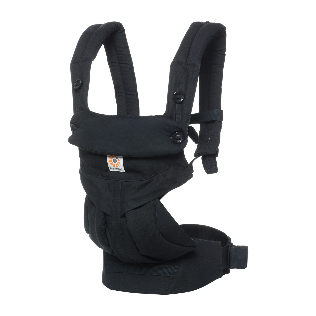 Ergobaby 360 All Positions Carrier in Pure Black