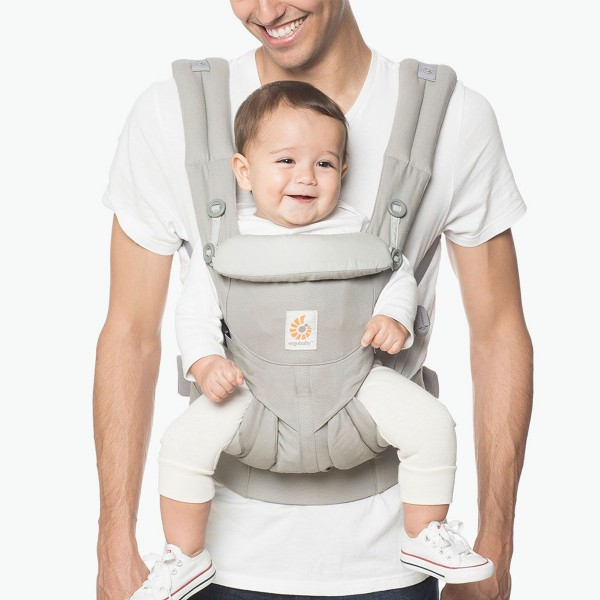 ErgobabyCarrier360CoolAirPearlGrey5