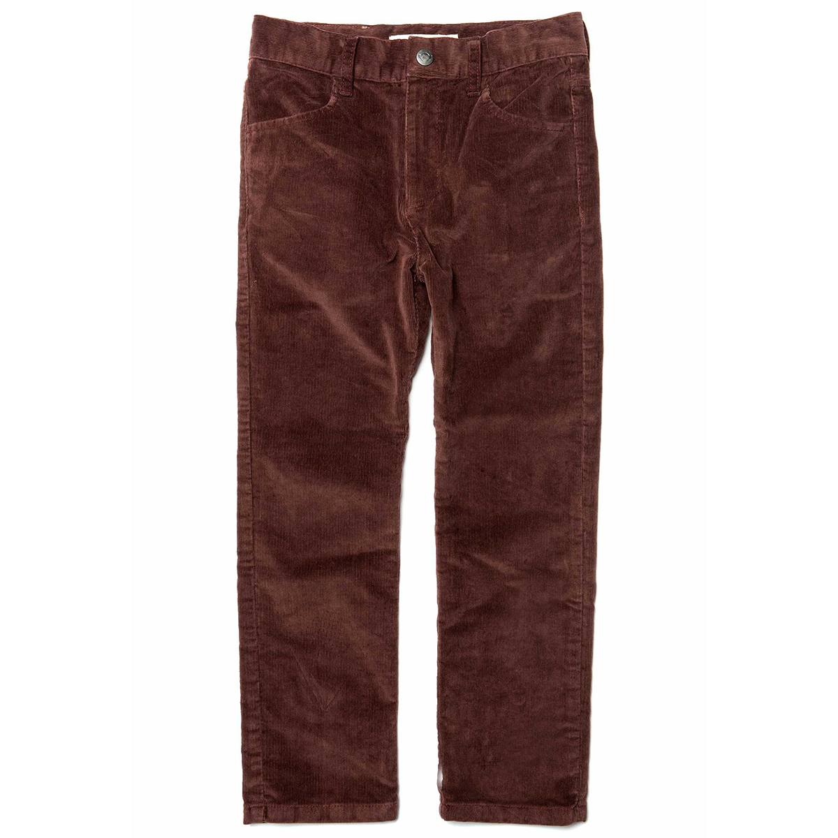 Appaman Skinny Cord Pants in Burgundy