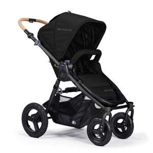 Bumbleride Era Stroller in Matte Black