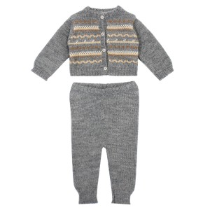 Bonpoint Alpaca Wool Jacquard Set