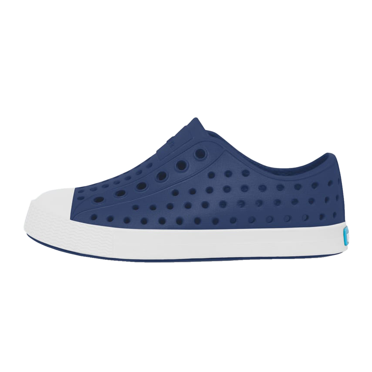 Native Shoes Jefferson Shoe in Regatta Blue