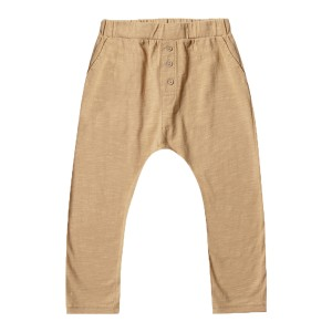 Rylee + Cru Slub Pant in Honey