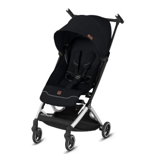 GB Pockit+All City Black Stroller