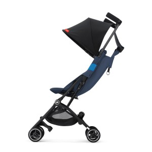 GB Pockit+All Terrain Blue Grey Stroller
