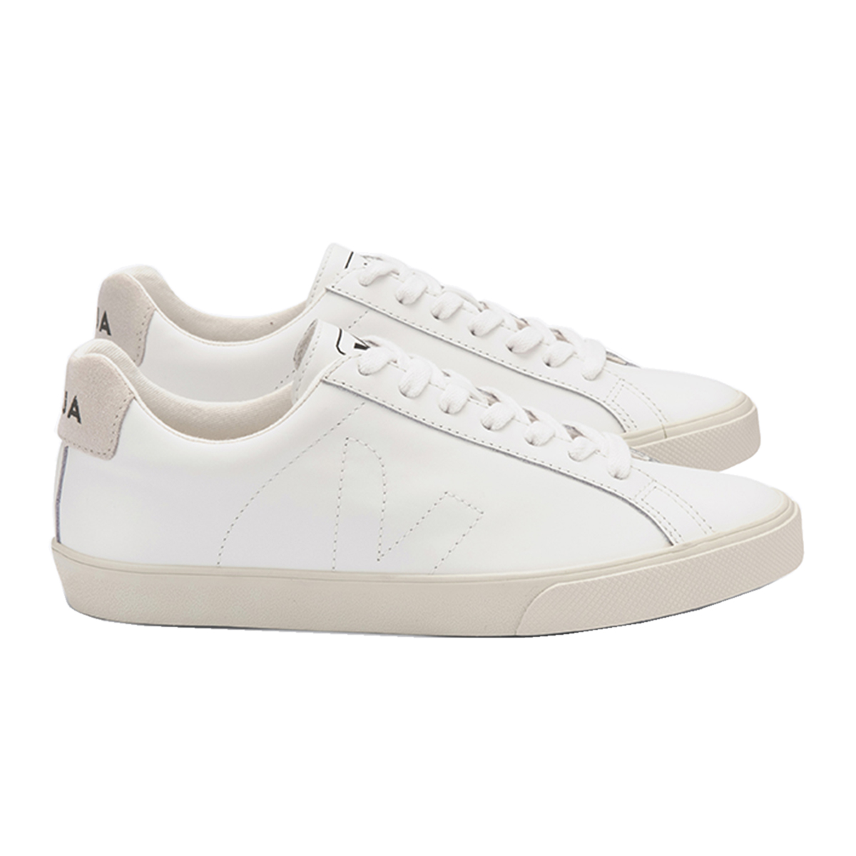 Veja Adult Esplar Logo Extra White Shoes