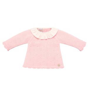 Paz Rodriguez Lyra Sweater in Pink