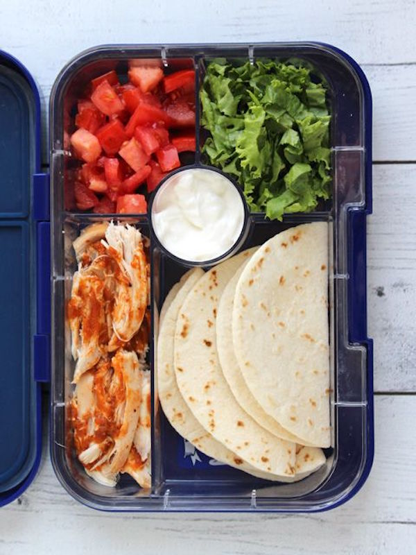 Kids Mexican Inspired Lunch Box