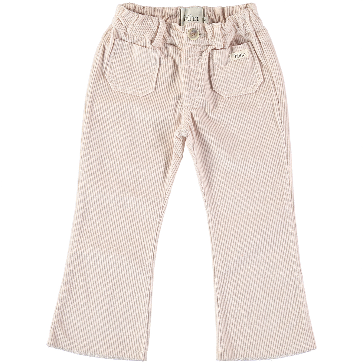 Buho Lila Corduroy Pant in Dust Rose