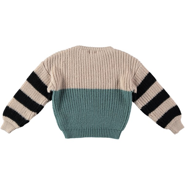 BuhoAW19SweaterCarloStripedGreenForest2