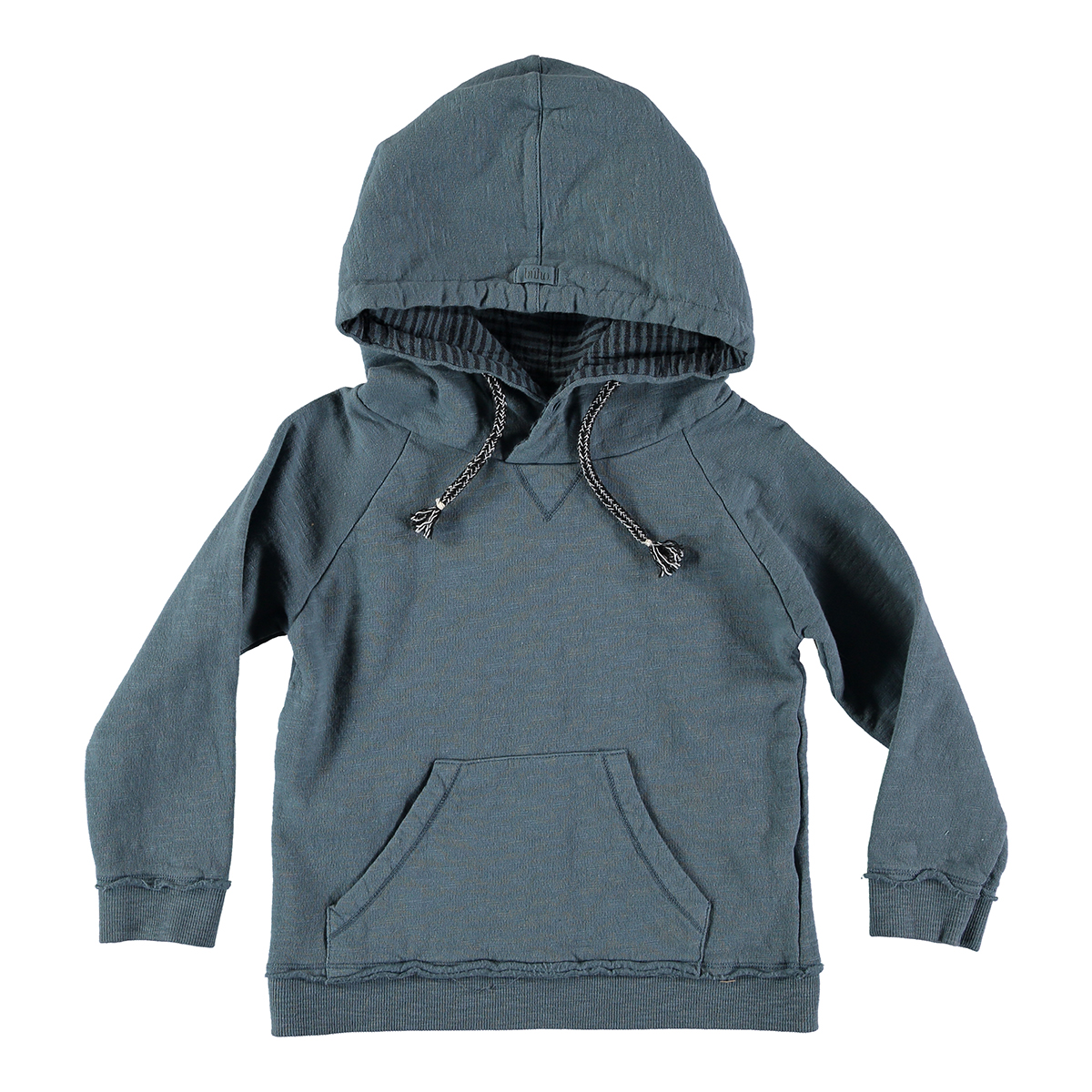 Buho Oliver Hoodie Sweater in Ocean Blue