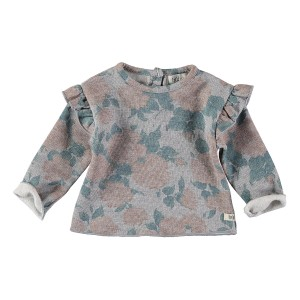 Buho Rosie Sweater in Floral