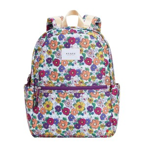 State Bags Kane Backpack in Ikat Floral