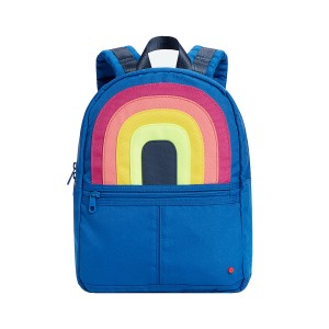 State Bags Mini Kane Backpack in Color Block Rainbow