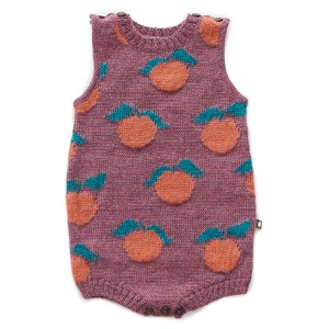 Oeuf Clementine Romper