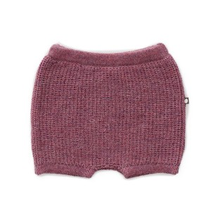 Oeuf Bubble Short in Mauve