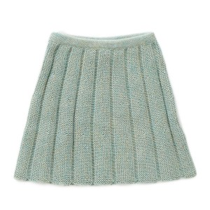 Oeuf Everyday Skirt in Ocean Blue