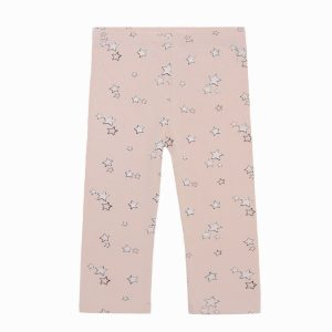 hart + land galaxy stars organic cotton leggings
