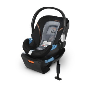 Cybex Aton 2 Car Seat in Pepper Black