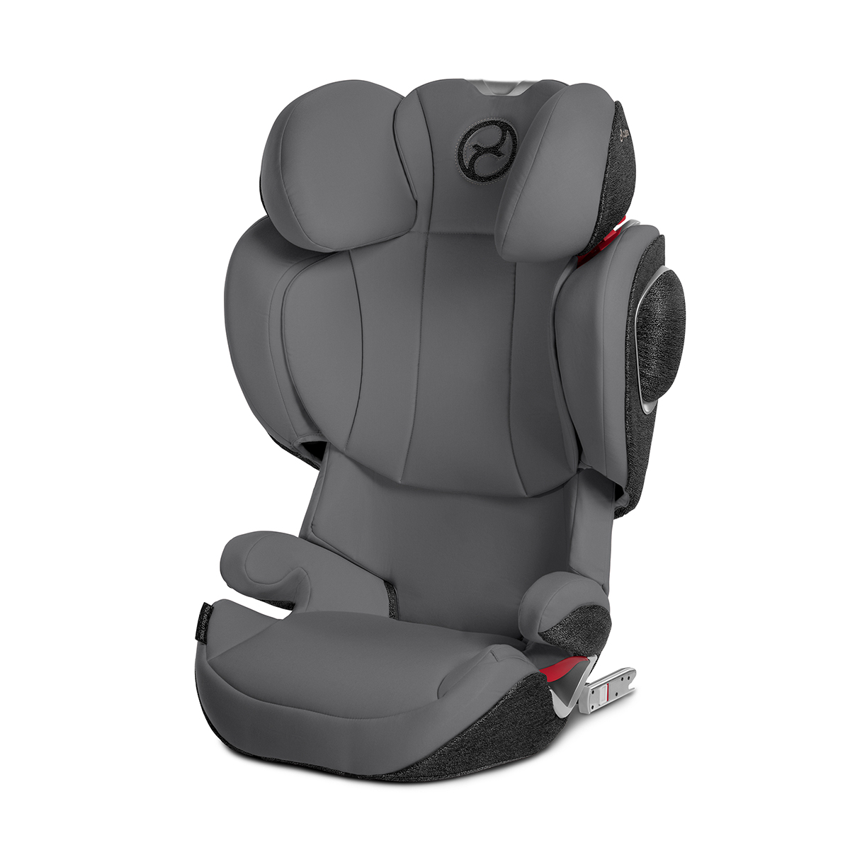Cybex Z Fix Booster Seat in Manhattan Grey