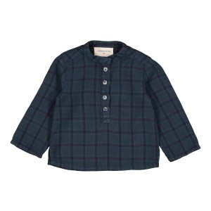 Louis Louise Grand Pere Check Shirt