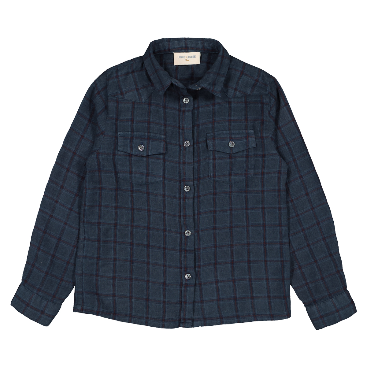 Louis Louise Luke Check Shirt