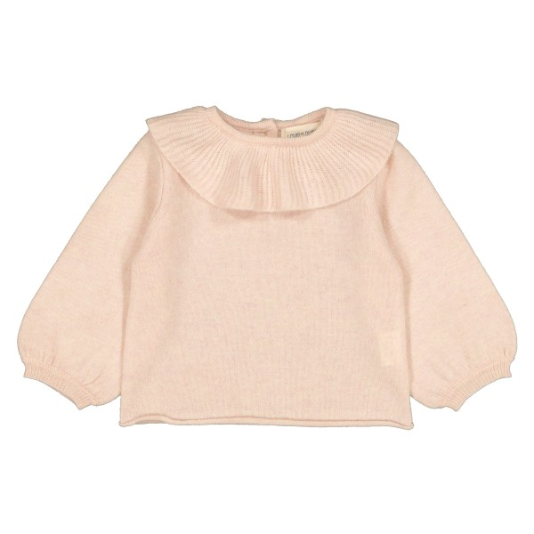 LouisLouiseAW19SweaterAureleKidPink3