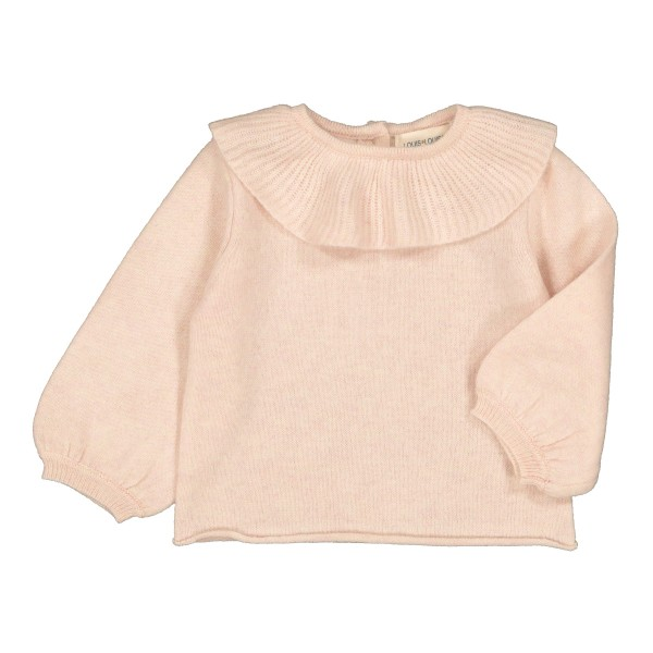 LouisLouiseAW19SweaterAureleKidPink2