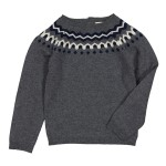 LouisLouiseAW19SweaterHenriKidGrey2