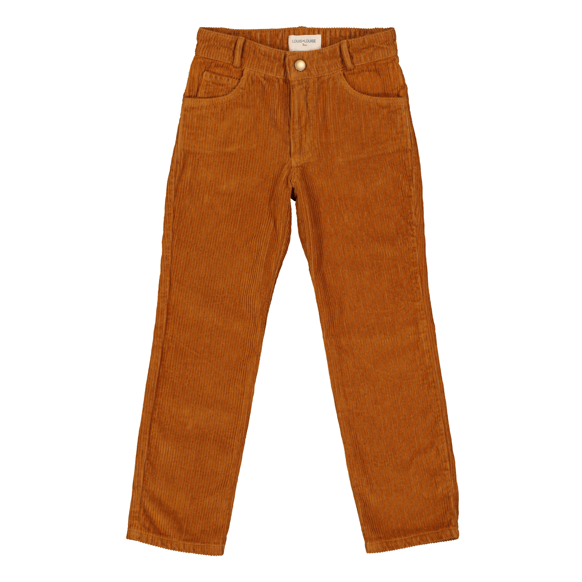 Louis Louise Dean Trouser in Cognac
