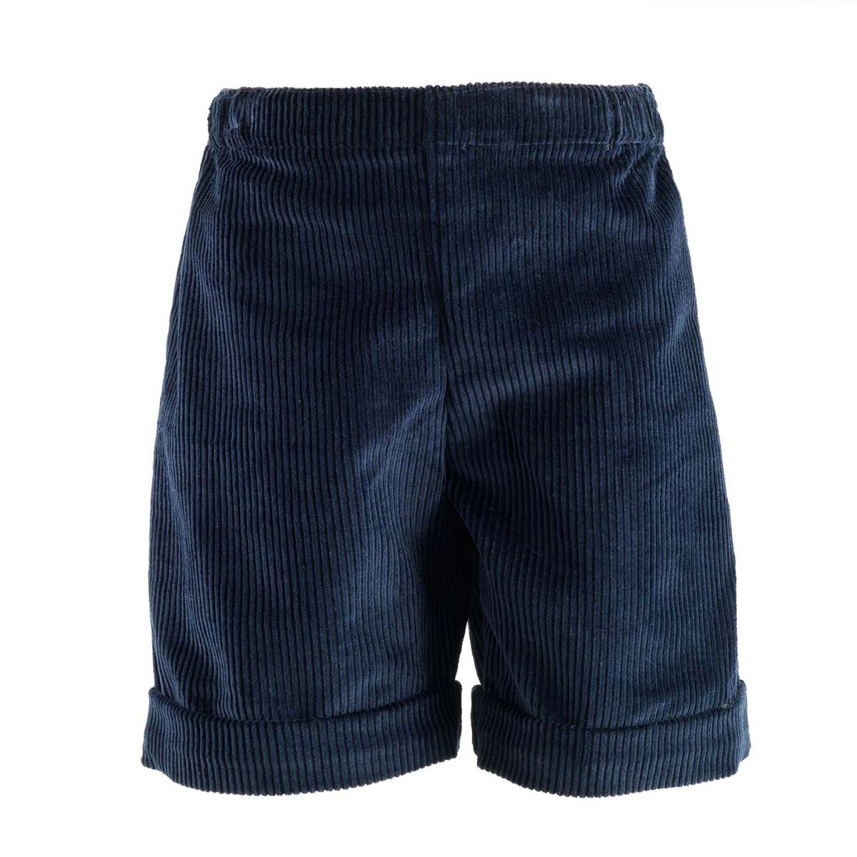 Rachel Riley Navy Corduroy Short