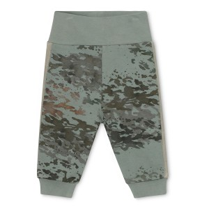 Mini A Ture Kjartan Pant in Chinois Green