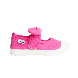 Chus Athena Shoes in Fuchsia