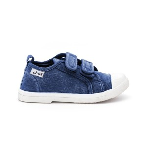 Chus Blake Shoe in Navy