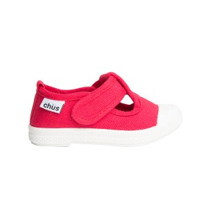Chus Chris Shoe in Red