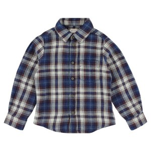 Morley Great Benjamin Shirt in Bleu