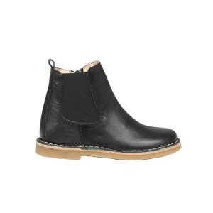 Petit Nord Ankle Boot in Black